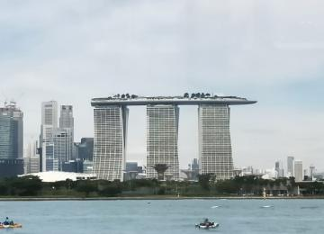 One day Singapore Southern Islands Exploration via Harbourfront