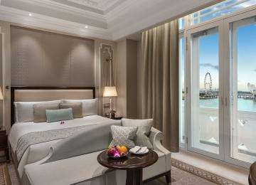 SRV Rediscovery Packages - Marina Bay View Room